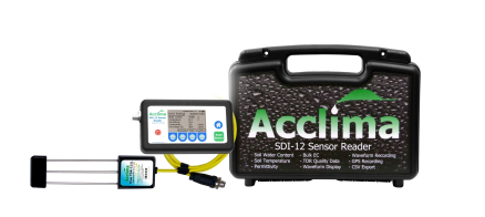 Acclima SDI-12-Sensor Reader Kit